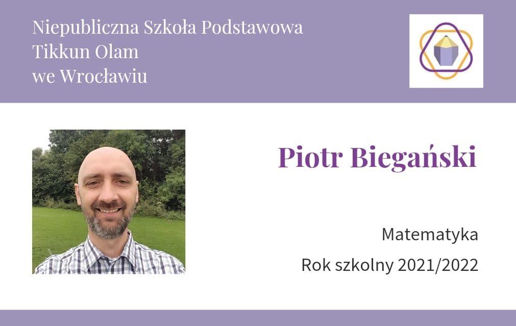 Piotr Biegański